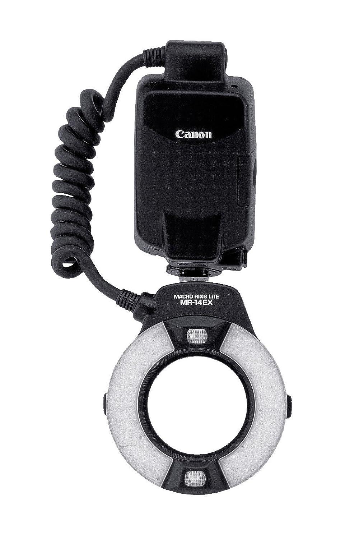 Flash appareil photo CANON MR14EX NOIR