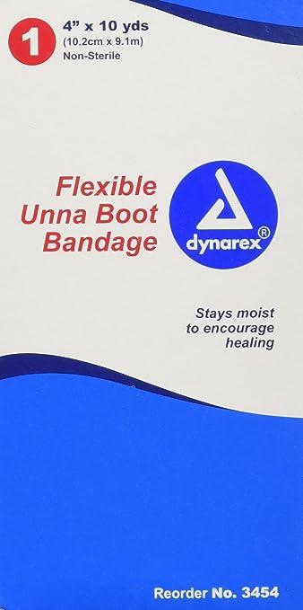 DYNAREX Unna Boot Bandage with Zinc