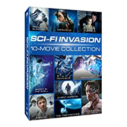 Sci-Fi 10-Movie Collection