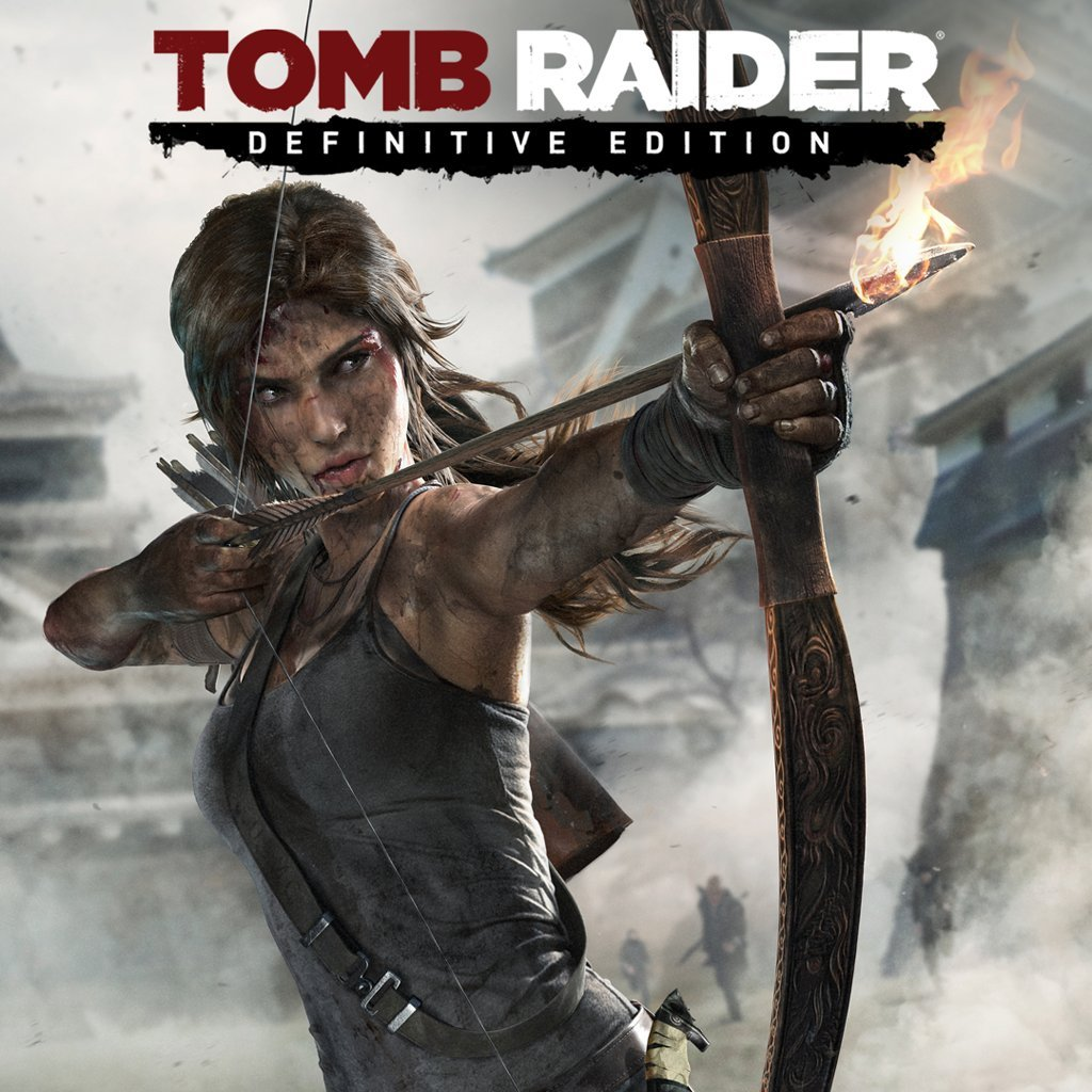 Tomb Raider: Definitive Edition - PlayStation 4 (Digital Code)