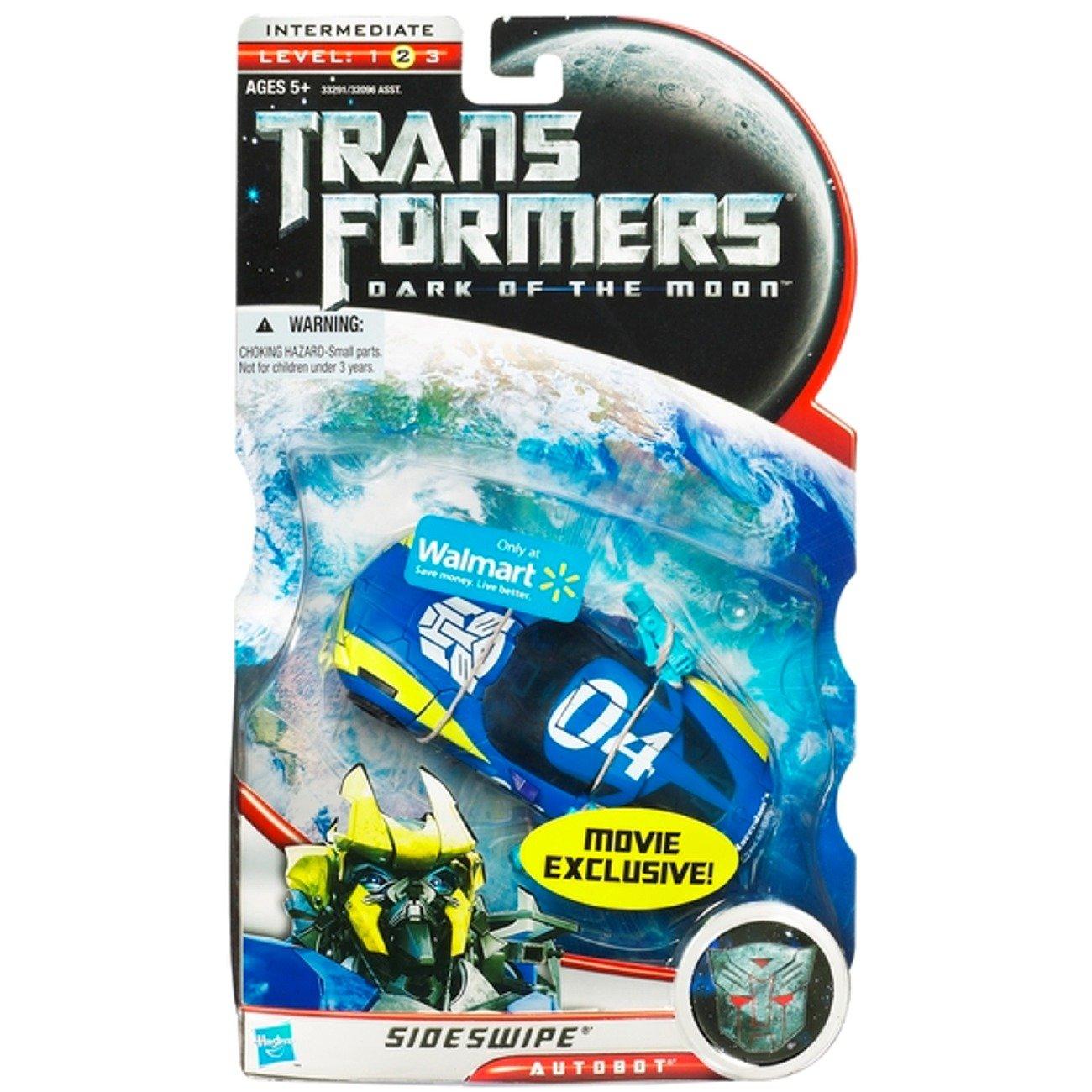 Transformers 3 Dark of the Moon Sideswipe 33291 günstig als Geschenk kaufen