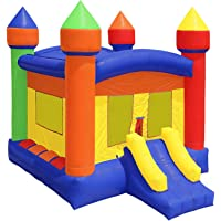 Commercial Grade Bounce House PVC Inflatable Castle Jump with Blower