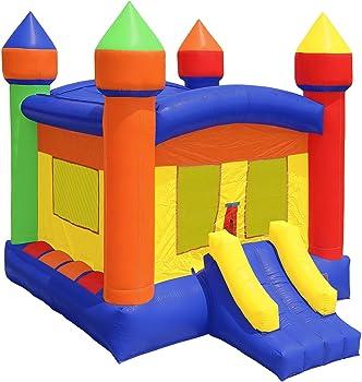 Commercial Grade Bounce House Castle
