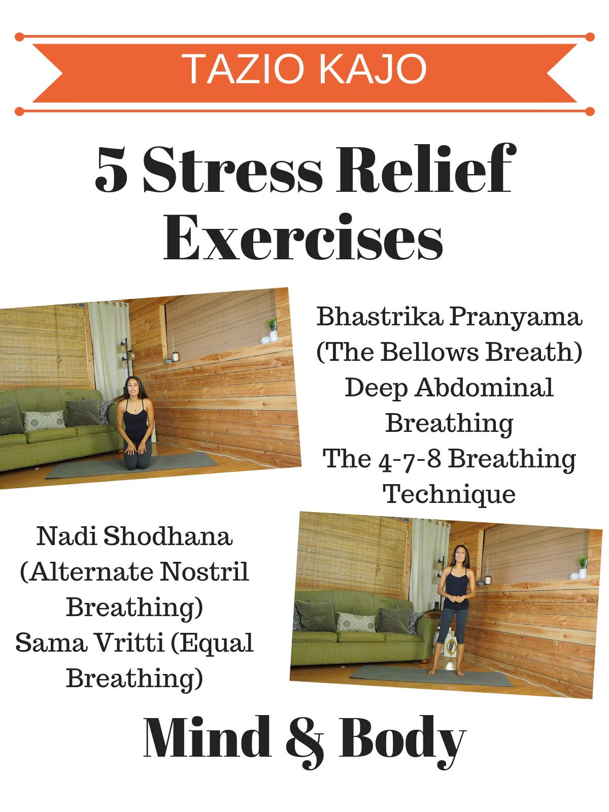 5 Stress Relief Exercises