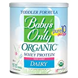 Baby's Only - Organic Whey Protein Toddler Formula - Single Can, 12.7 Oz