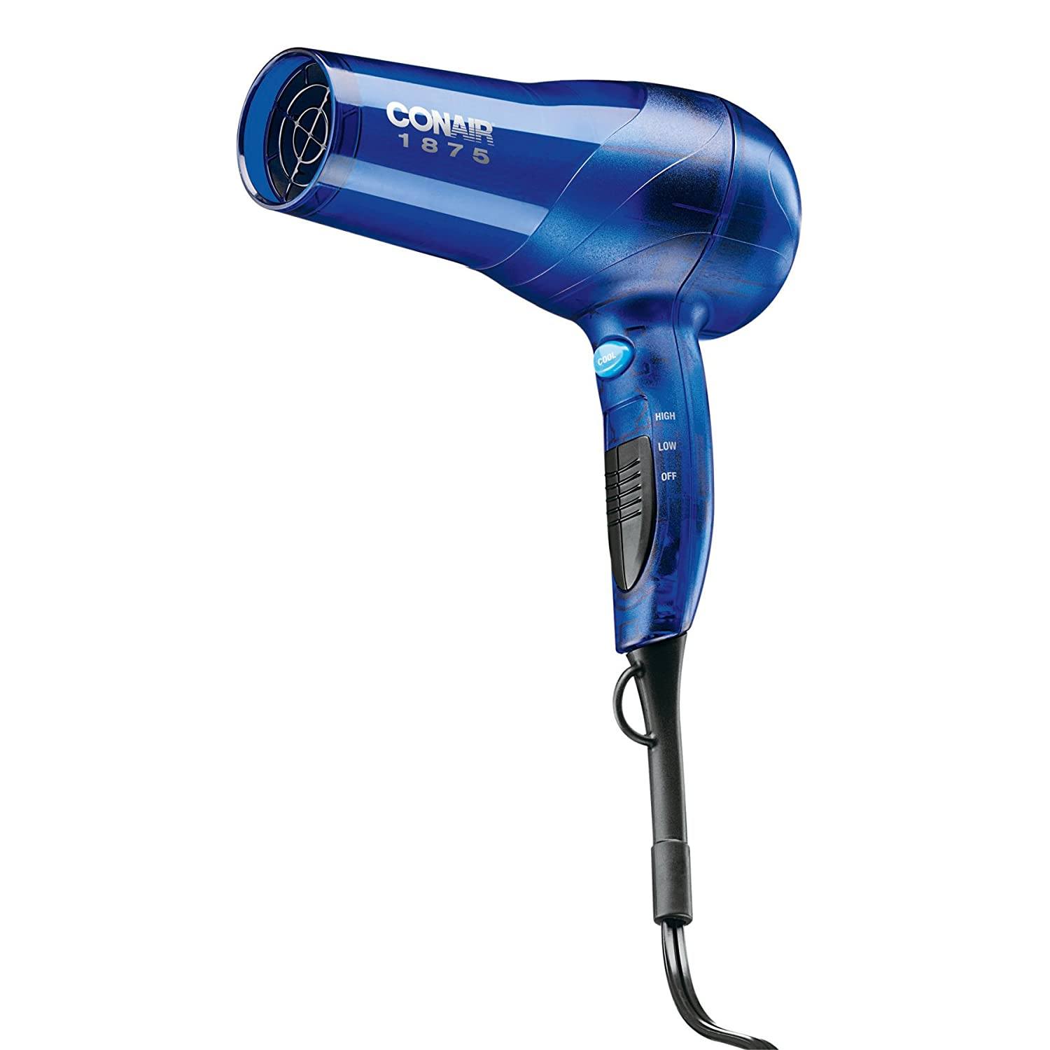 Conair 1875 Watt Turbo Hair Dryer and Styler, 30.4 Ounce