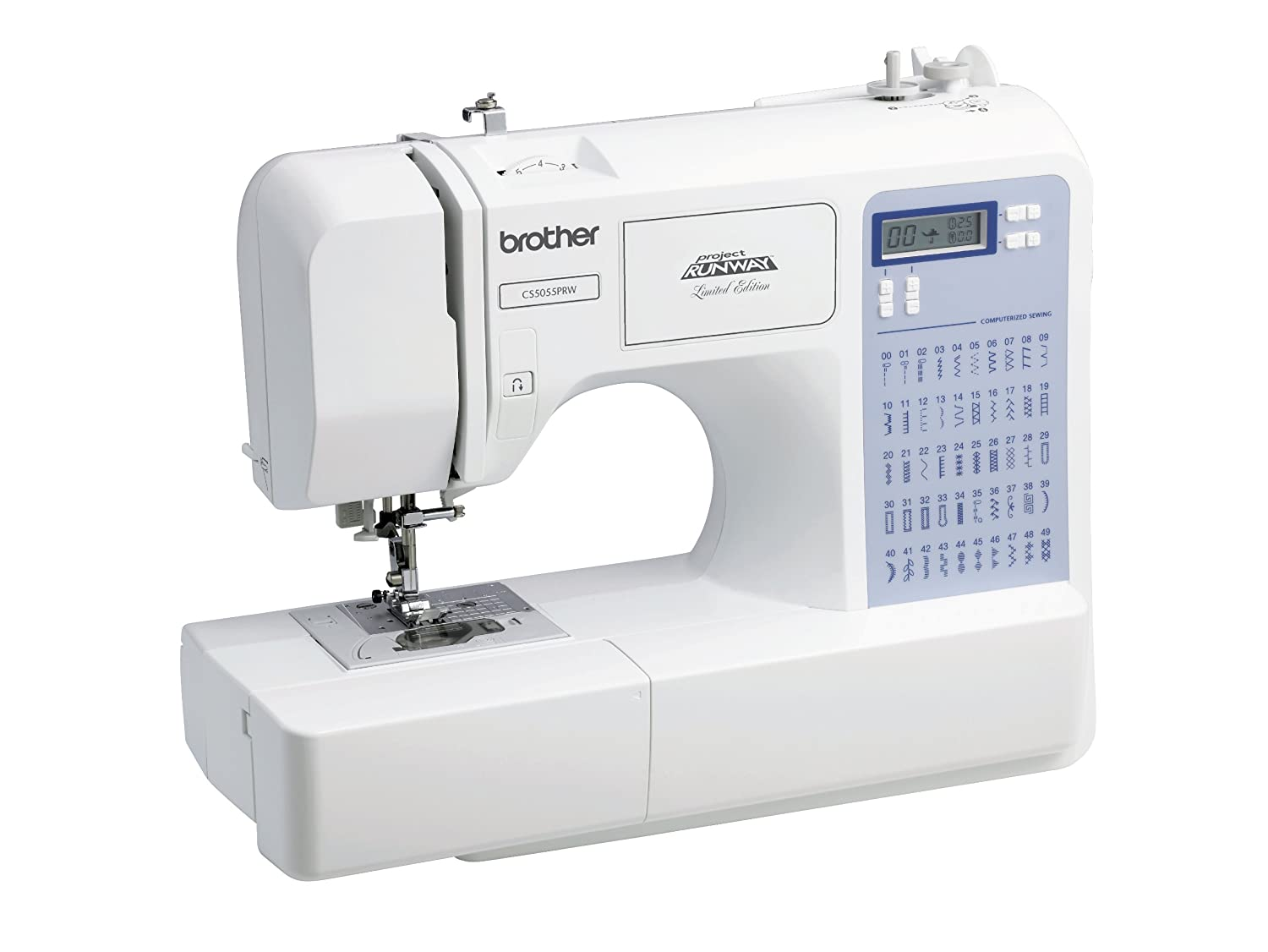 Best Sale Brother Cs5055prw Sewing Machine In Best