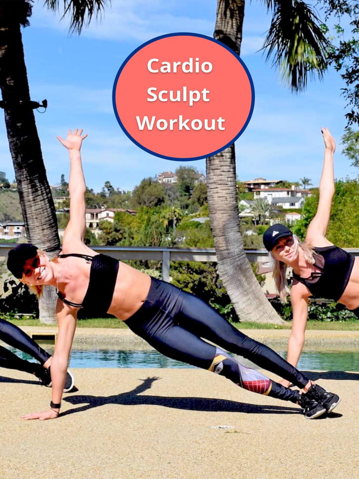 Cardio Sculpt Workout