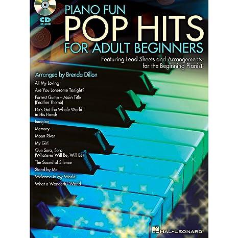 Hal Leonard Piano Fun - Pop Hits For Adult