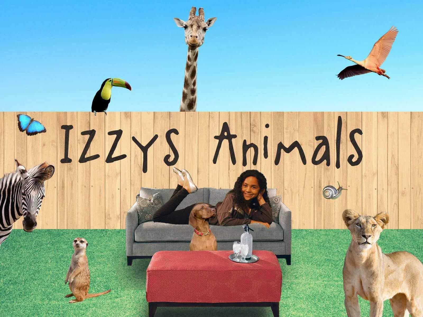 Izzy's Animals on Amazon Prime Video UK