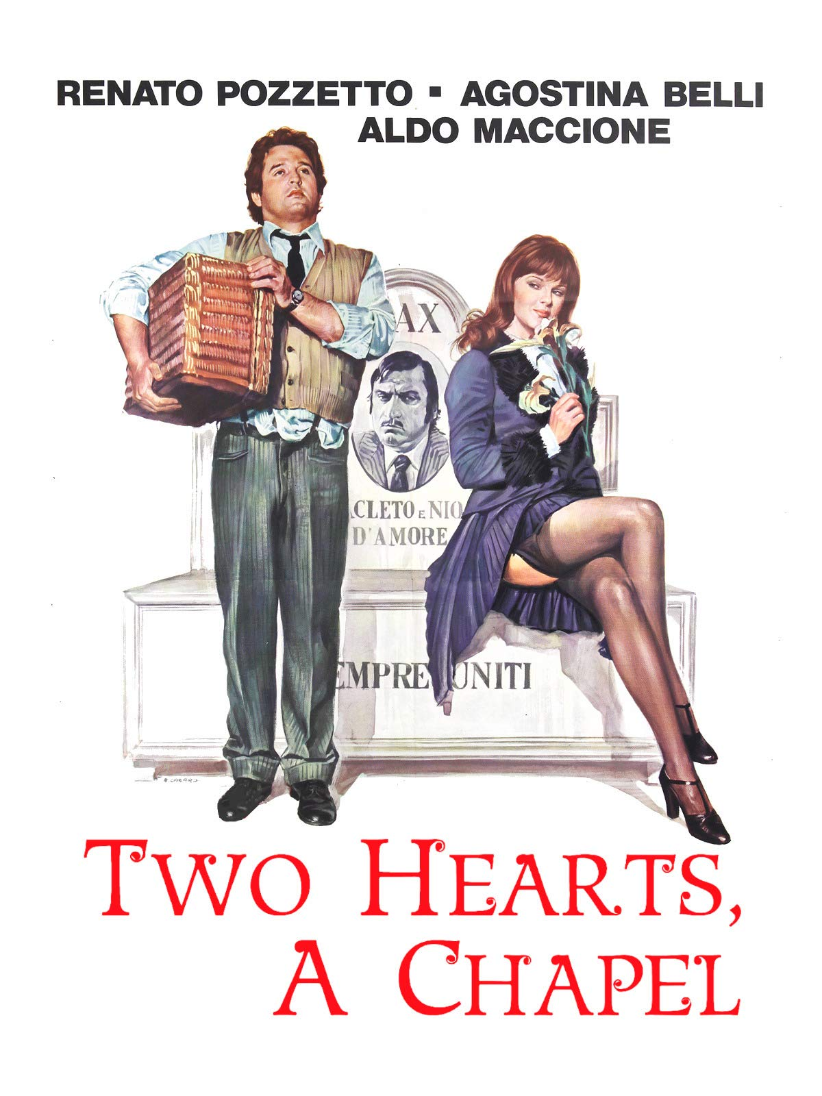 Two Hearts, A Chapel on Amazon Prime Instant Video UK