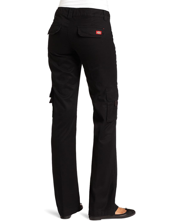 Black Womens Cargo Pants