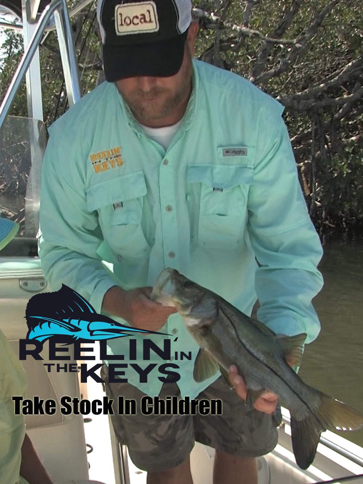 Reelin' In The Keys -Take Stock in Children