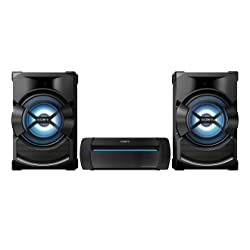 Sony SHAKE-X1D 1200W High Power Home Audio System (Black)