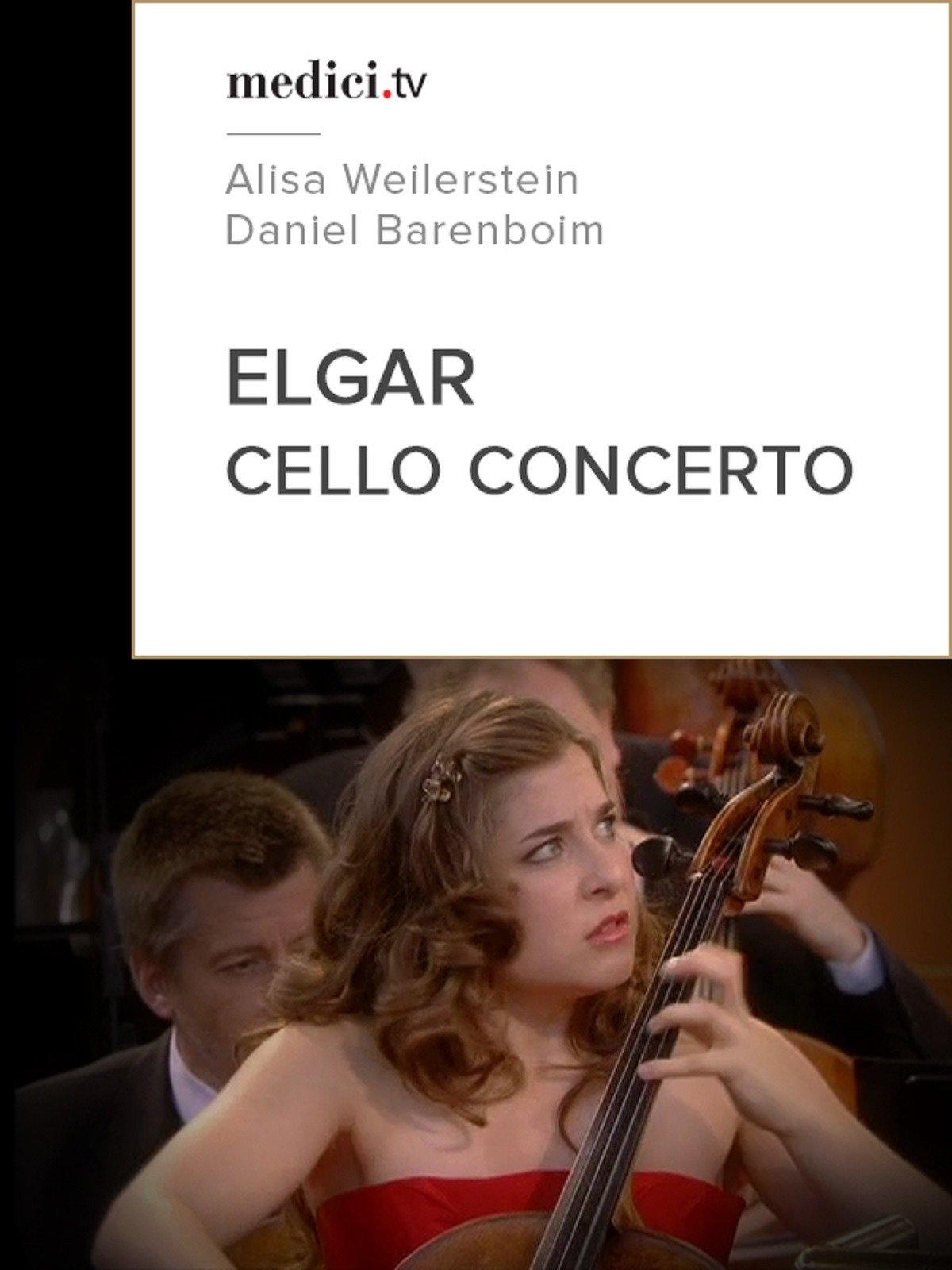Elgar, Cello concerto