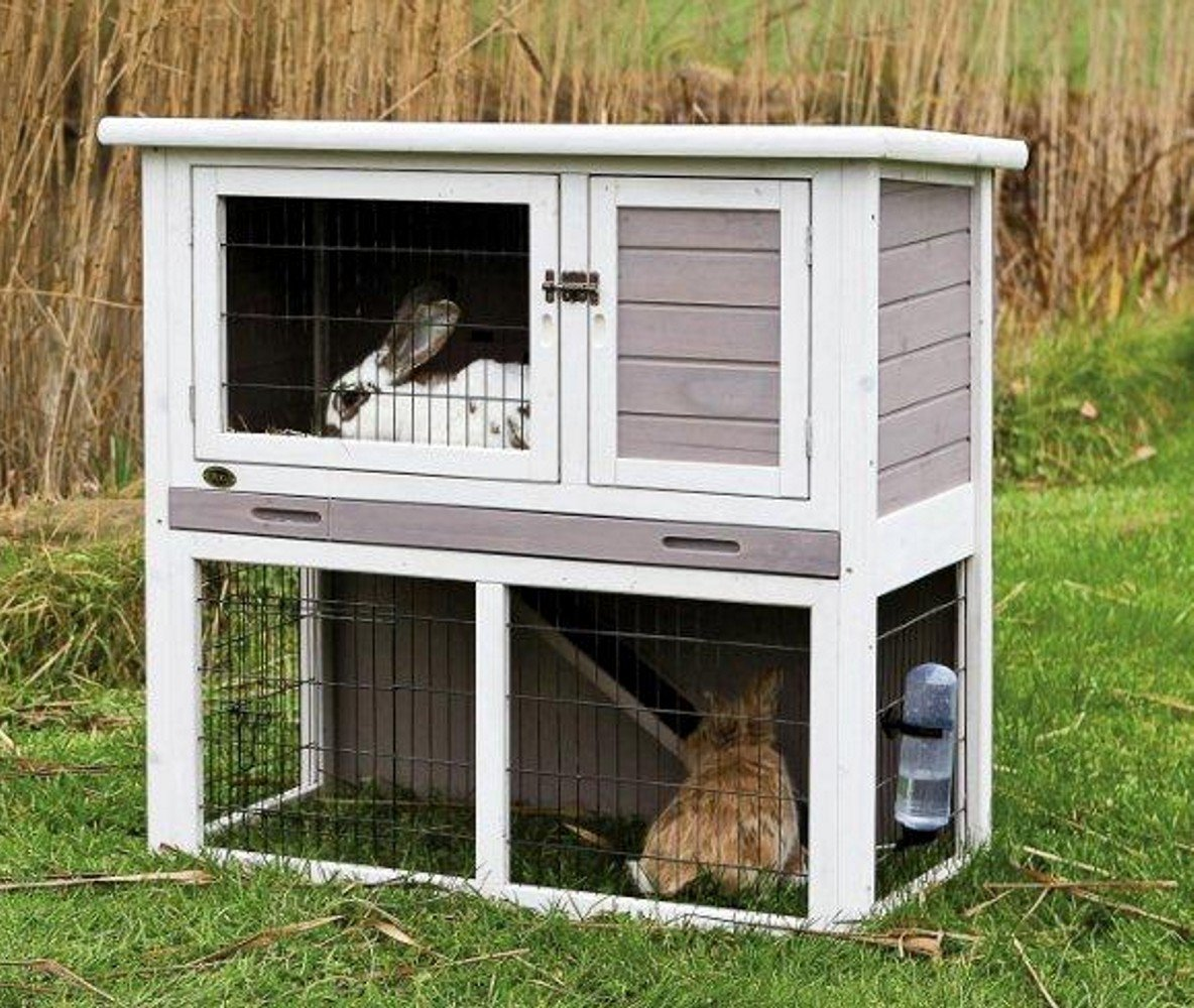 Клетки для домашнего кролика своими руками фото