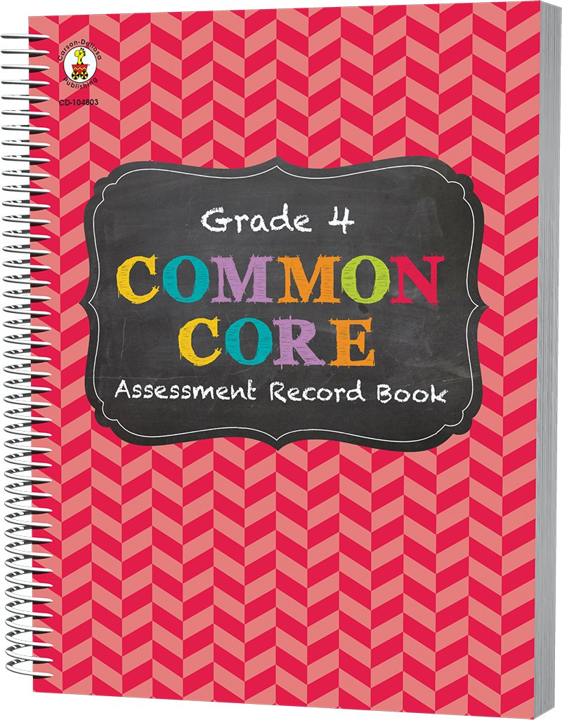 Record Common Common Core Assessment Record