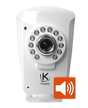 kiwatch cam ra ip de surveillance sans fil avec sir ne. Black Bedroom Furniture Sets. Home Design Ideas