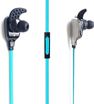 Bacron Sweatproof Bluetooth Earbuds Headphone