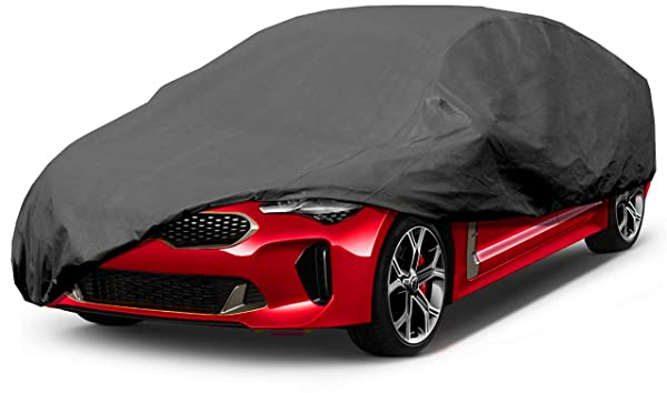 CoverMaster Gold Shield Car Cover for Porsche Cayenne Sport Utility 5 Layer 100/% Waterproof