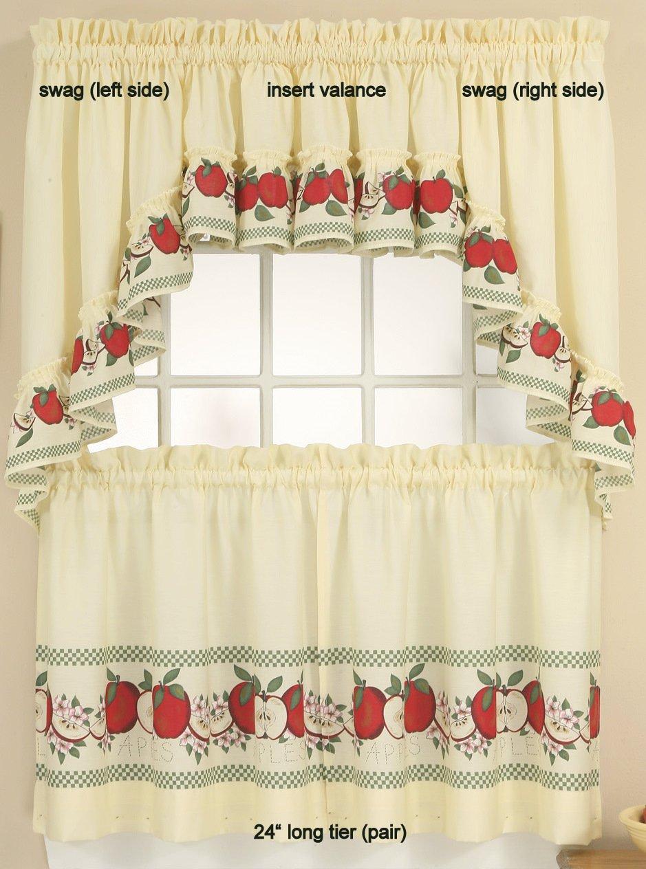 Anna Linens Kitchen Curtains. Designed By Diana: Kitchen Curtains