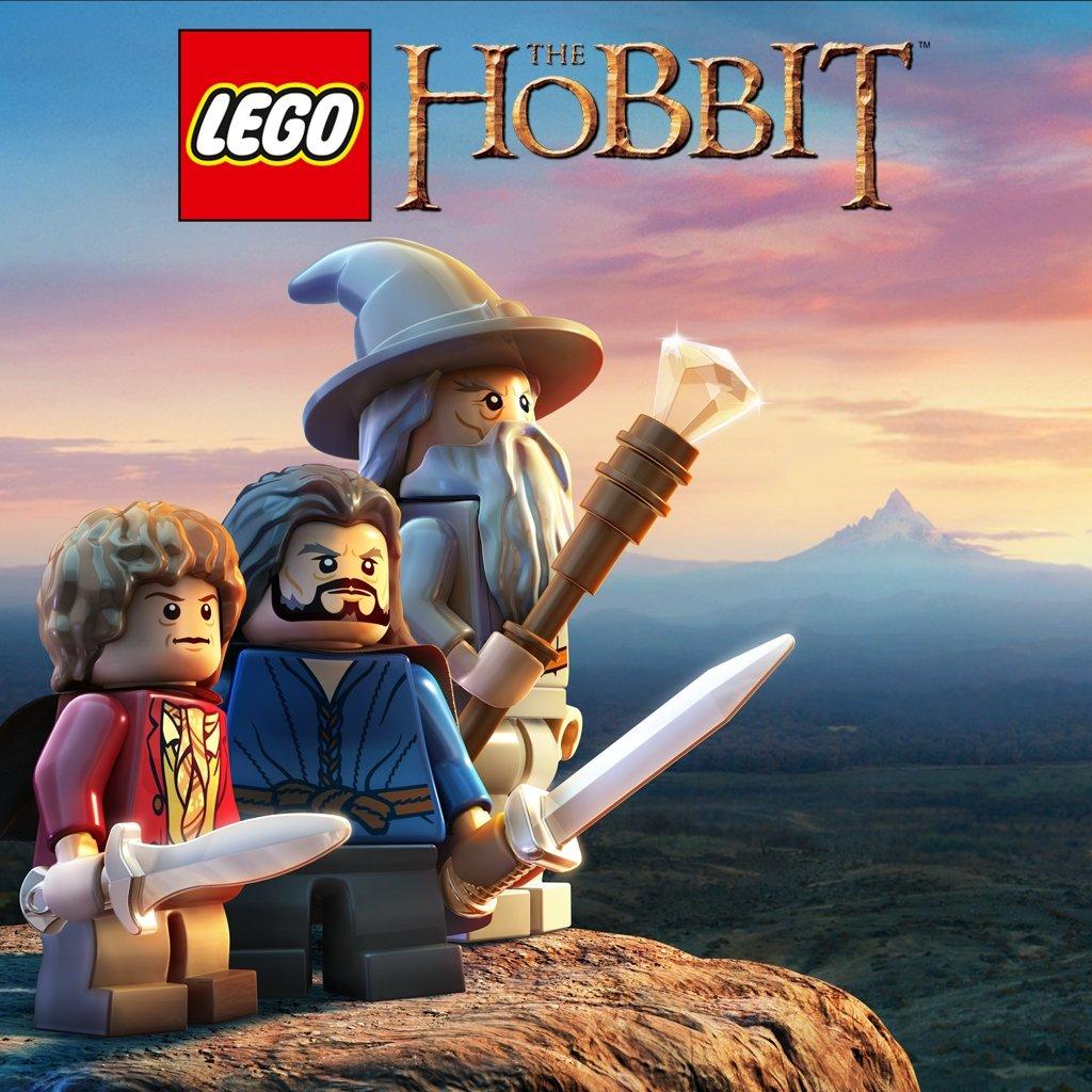 Lego hobbit for Playstation 4, Nintnendo Wii U, Playstation 3, Xbox 360, Nintendo 3DS