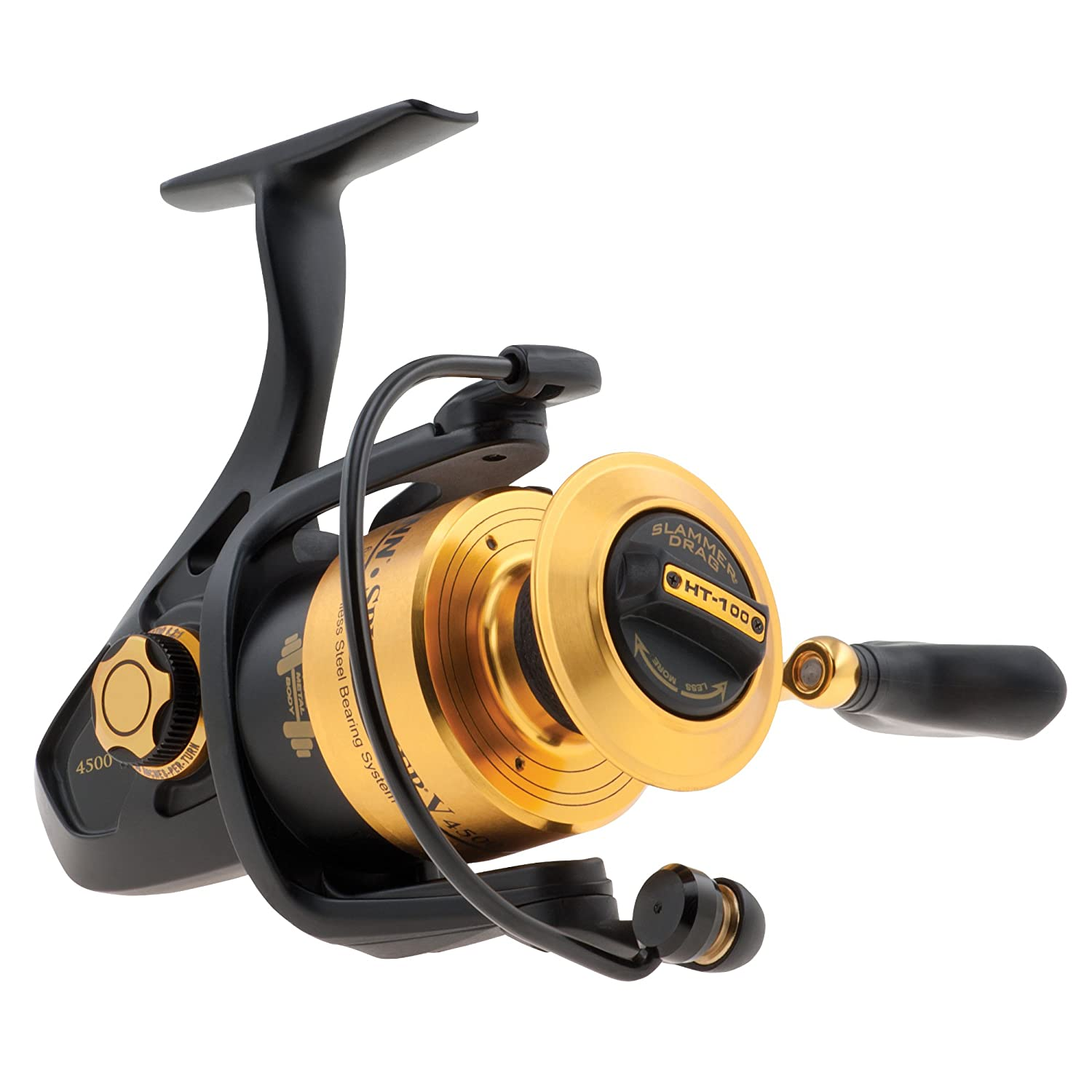 Top 10 best lightweight spinning fishing reels 2016 2017 for Amazon fishing reels