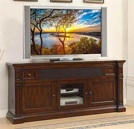 76 in. Premium TV Cabinet