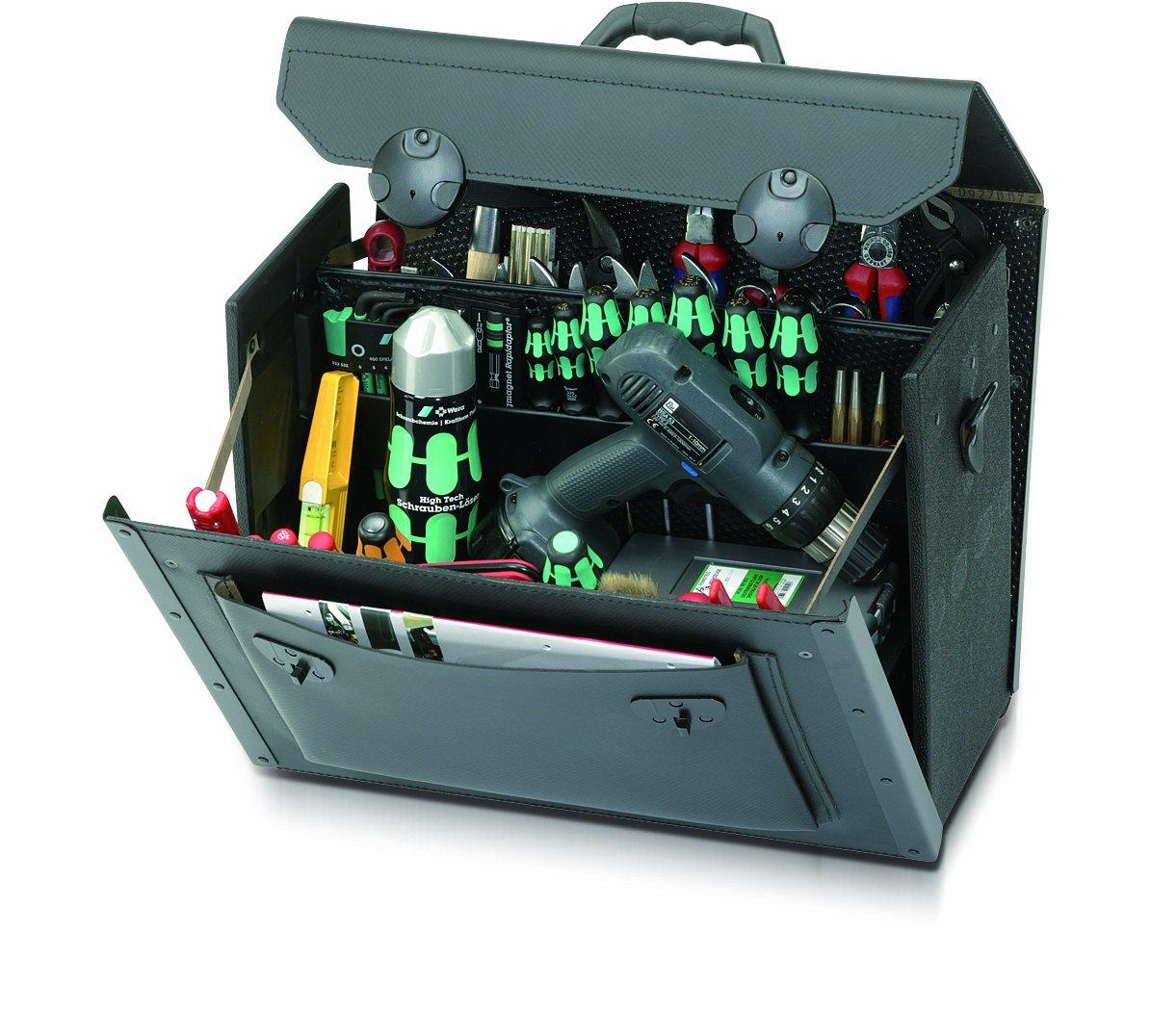 Parat 18.000581 TopLine Werkzeugtasche mit Mittelwand  BaumarktKundenbewertung und weitere Informationen