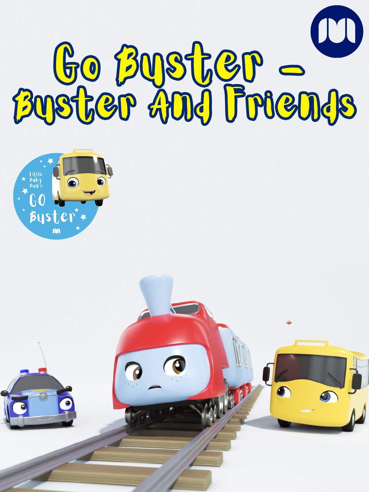Watch Go Buster - Buster And Friends on Amazon Prime Instant Video UK