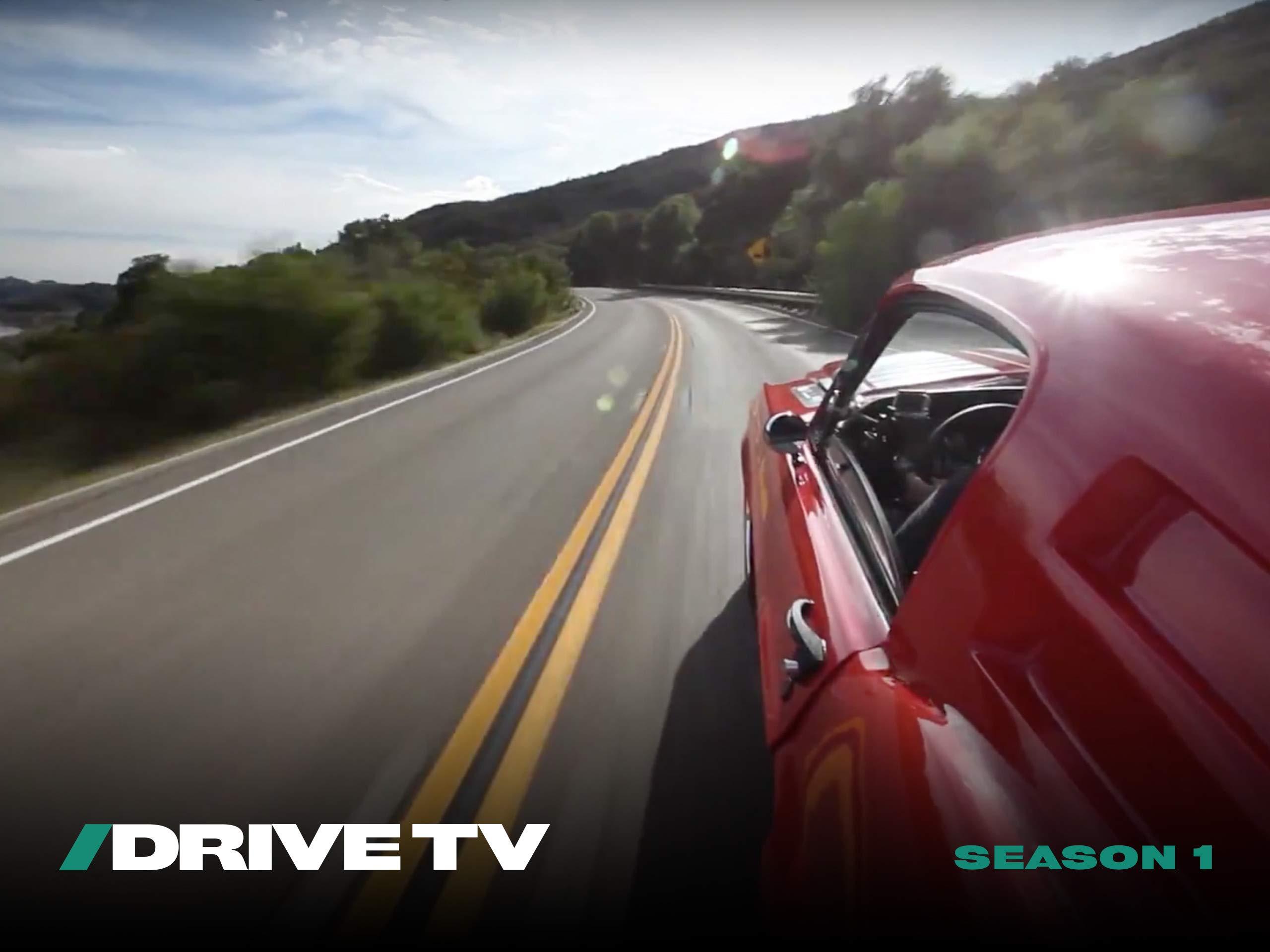 DriveTV on Amazon Prime Video UK