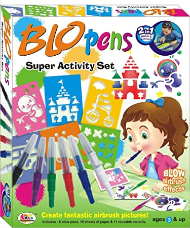 Coloring Effects Online : Buy ekta blow pen color online at low prices in india amazon.in