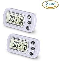 2-Pk NexGadget Freezer Thermometer