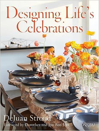 Designing Life's Celebrations written by DeJuan Stroud