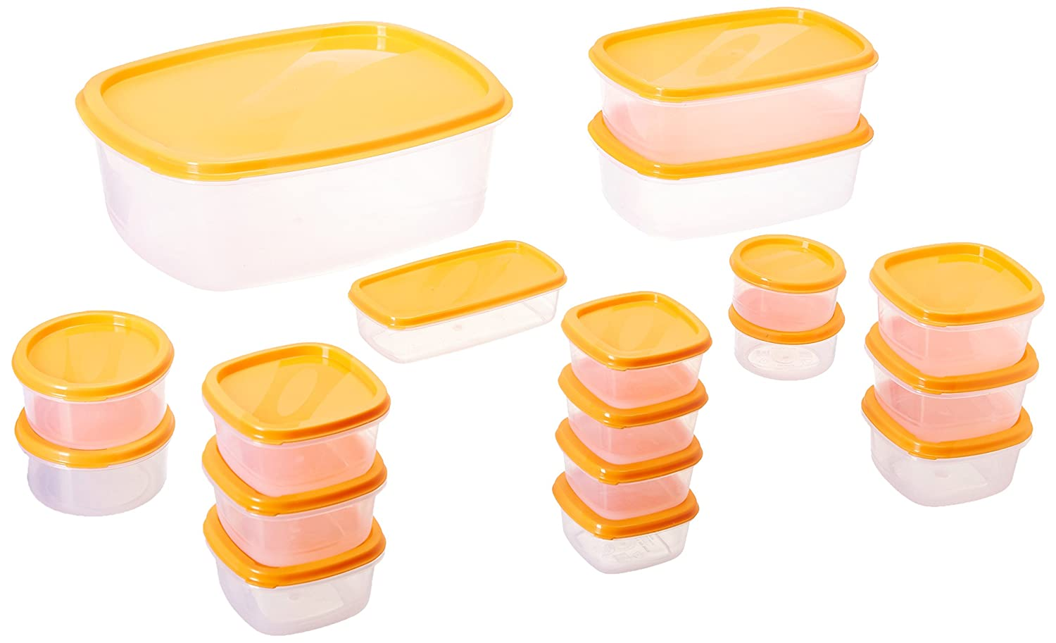 Deals on Container Set, 18-Pieces