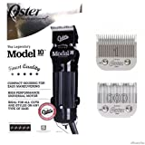 Oster Professional Model 10 Clipper With blades Size 000 (Tamaño: Bonus Extra Blade)