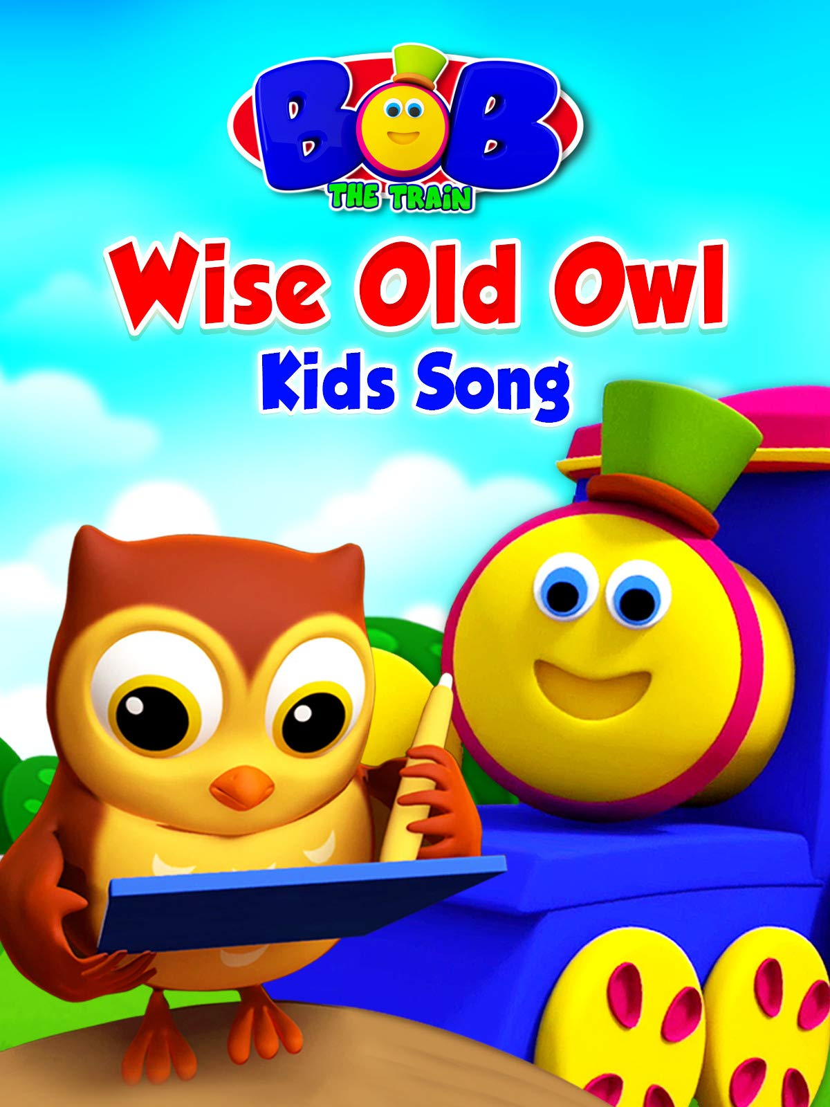 Wise Old Owl Kids Song - Bob The Train on Amazon Prime Video UK