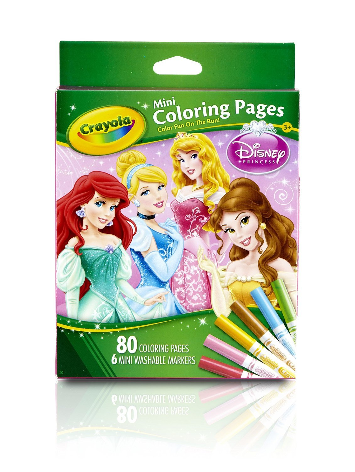 Crayola Mini Coloring Pages Frozen : Crayola mini coloring pages