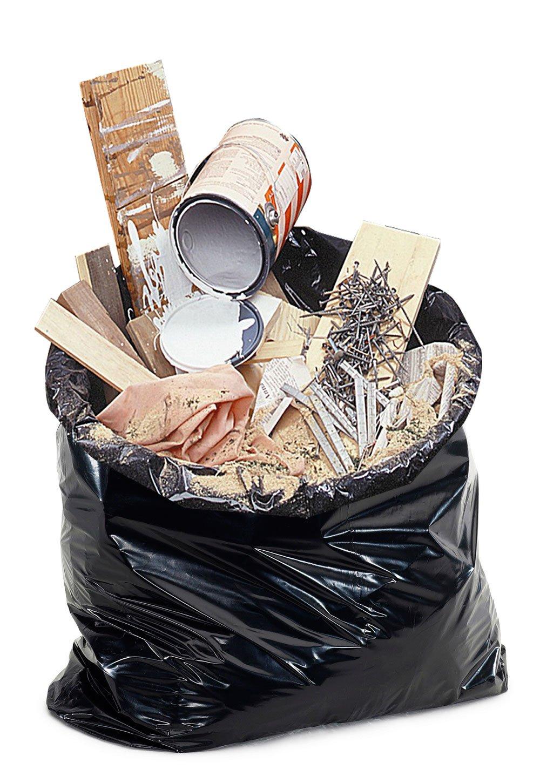 3 Mill Contractor Trash Bags 42 Gallon | eBay