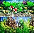 Hidom Aquarium Background DS 300 - 9019/9033 2FT