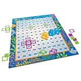 Learning Resources Make a Splash 120 Mat Floor Game, 136 Pieces (Color: Multi)