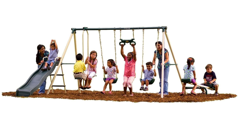 best backyard swing sets for kids seekyt