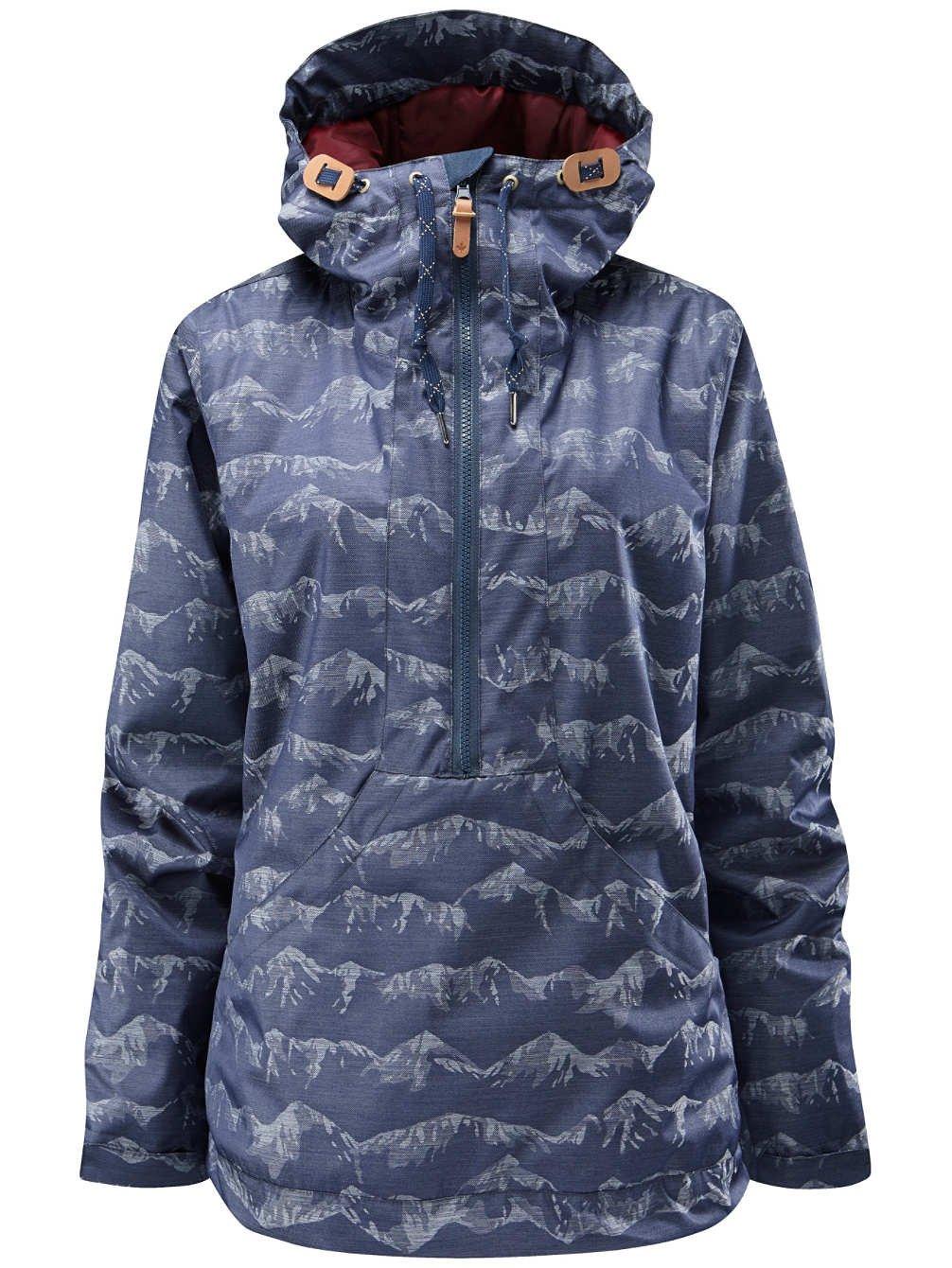 Damen Snowboard Jacke Westbeach Hottah Overhead Jacket