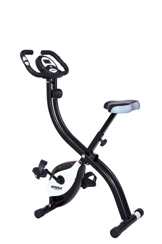 STRIALE SV 312 Hand Pulse Bicicleta estatica de fitness y ejercicio