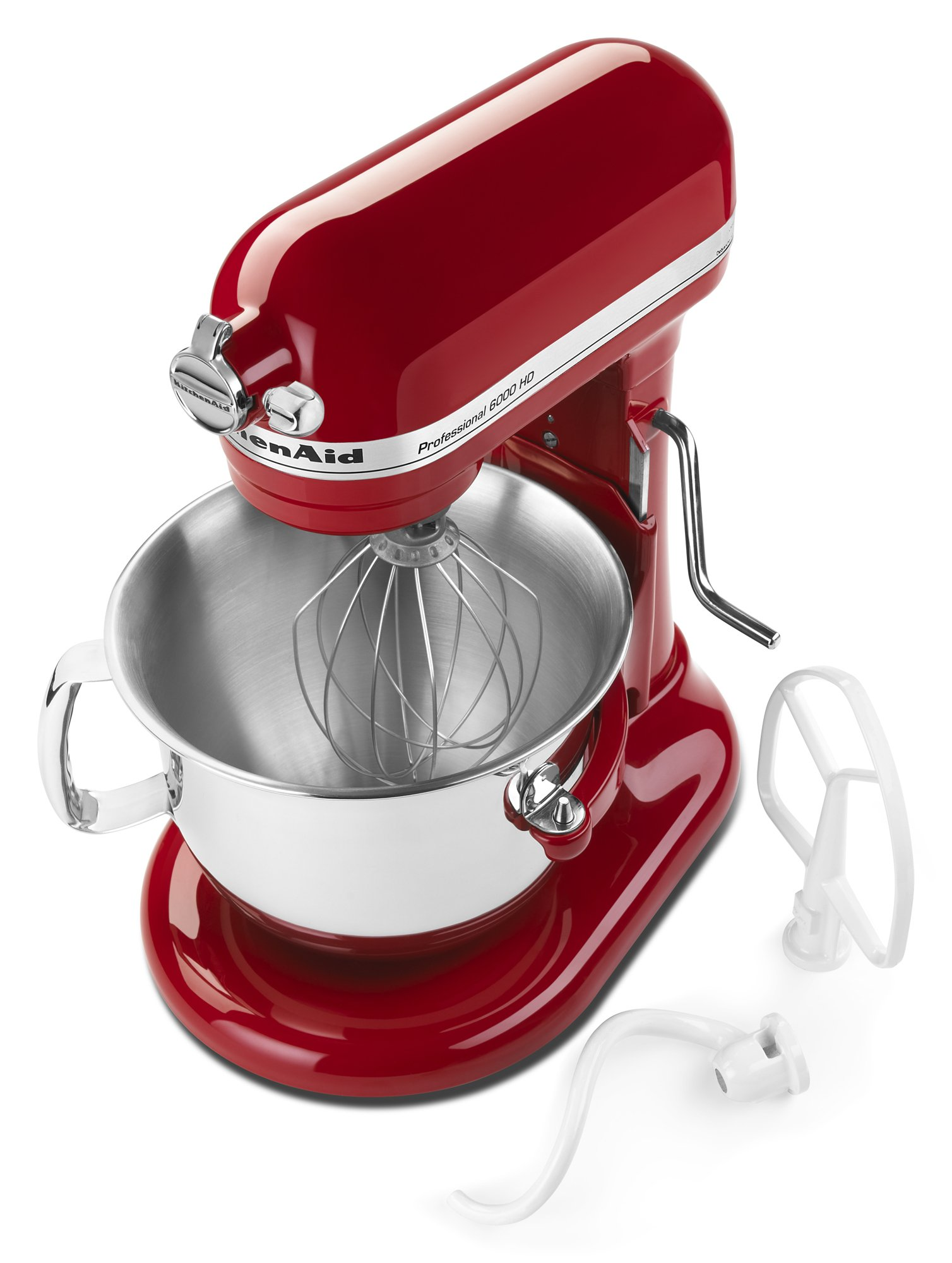 Kitchenaid Ksm6573cer 6 Qt Professional 6000 Hd Bowl Lift