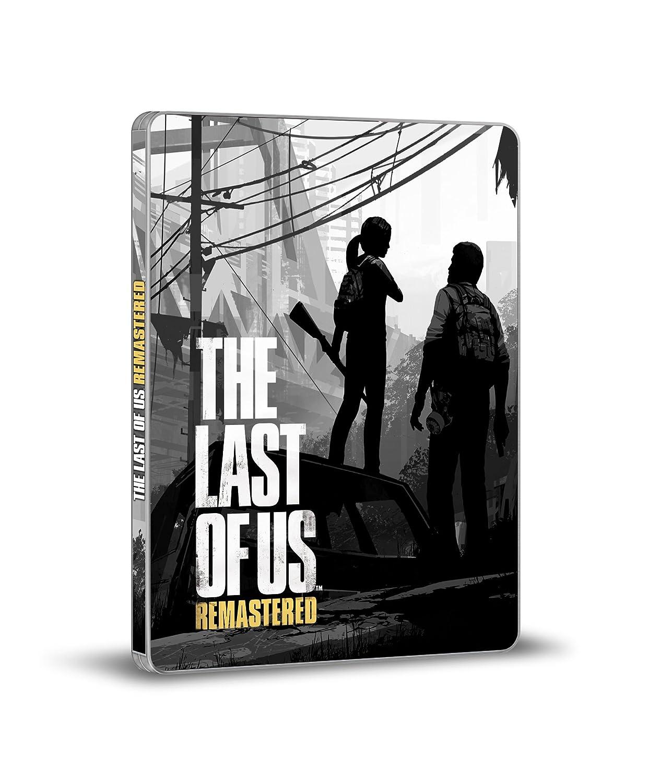 THE LAST OF US 2 STEELBOOK STEEL CASE