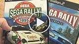 CGR Packaging Review - SEGA RALLY 2006 LE Box Set