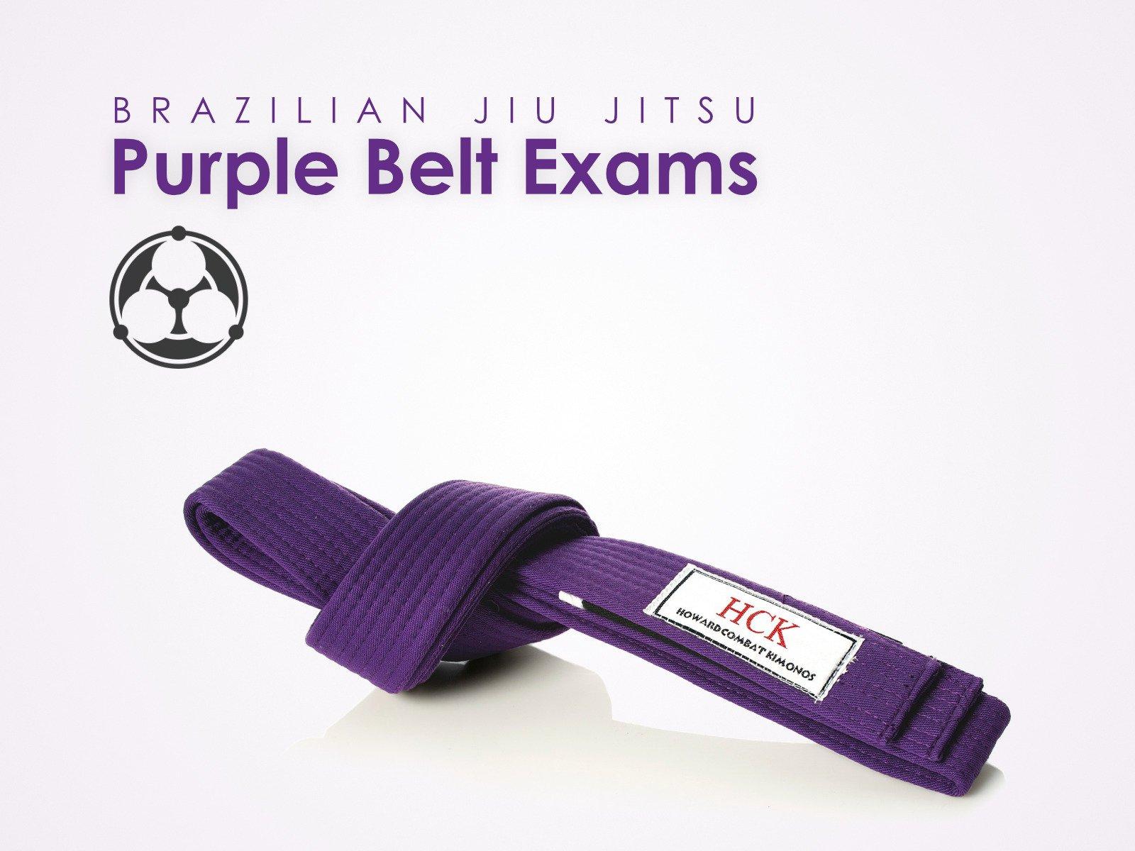 Brazilian Jiu Jitsu: Purple Belt Exams - Season 1