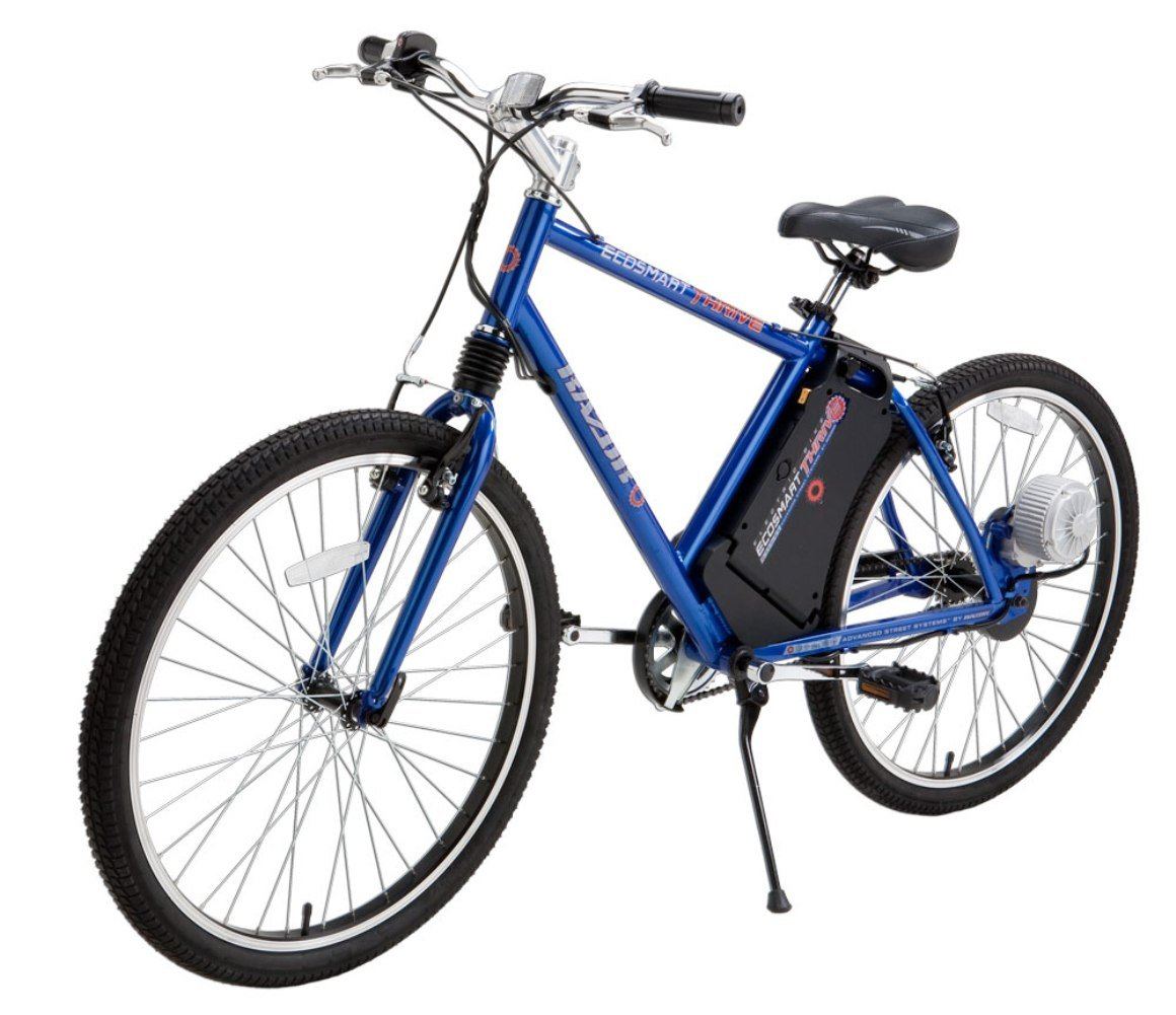 The Razor Ecosmart thrive electric bicycle