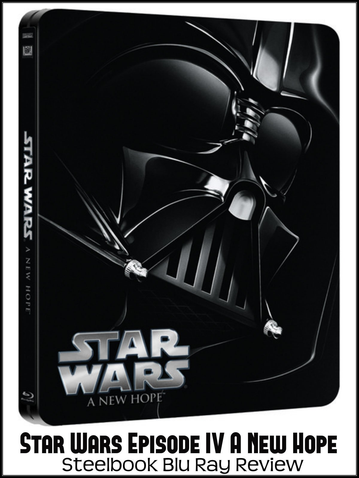 Review: Star Wars Episode IV A New Hope Steelbook Blu Ray Review on Amazon Prime Video UK